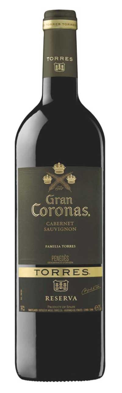 Tecnovino Gran Coronas Bodegas Torres