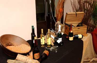 Tecnovino Premio Alimentos de Espana 2014 al Mejor Vino