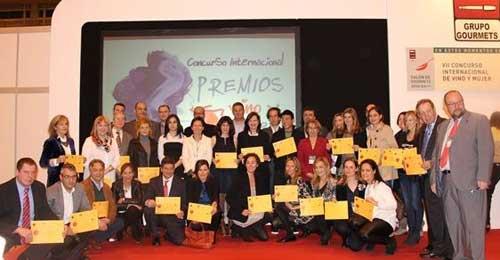 Tecnovino Premios Vino y Mujer