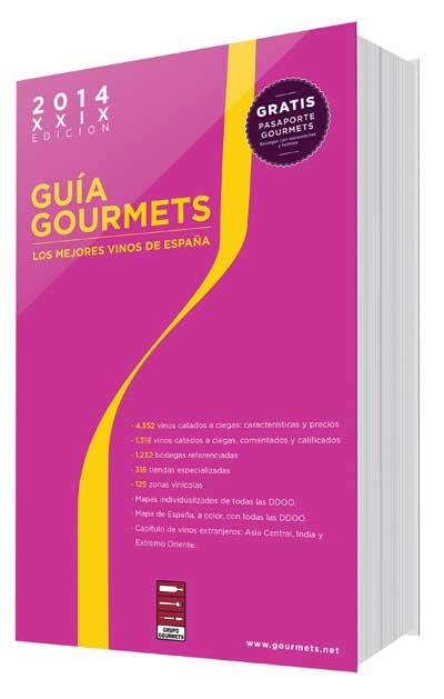 Tecnovino Premios del Salon de Gourmets 2014 vino Guia