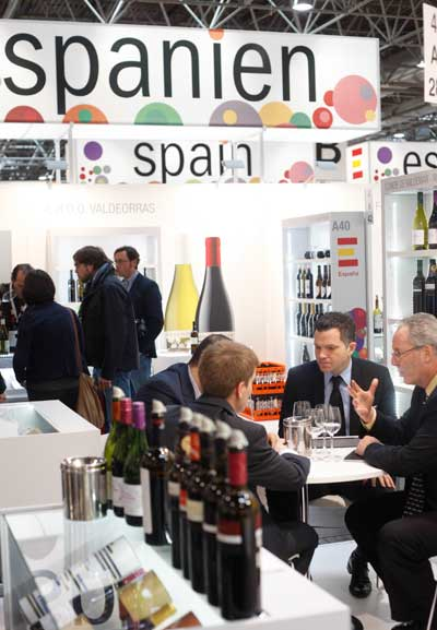 Tecnovino Prowein 2014 Wines from Spain 2