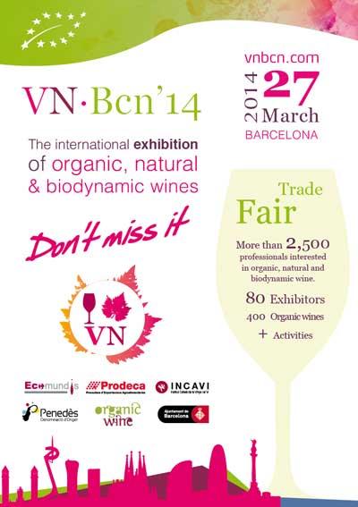 Tecnovino Vinum Nature vino ecologico