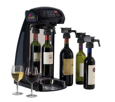 Tecnovino servicio del vino por copas winefit one