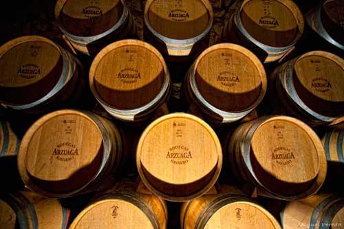 Tecnovino vino en Gourmets Bodegas Arzuaga