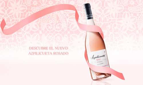 Tecnovino vino en Gourmets Domecq Bodegas Azpilicueta Rosado