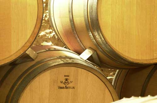 Tecnovino vino en Gourmets Vega Sicilia