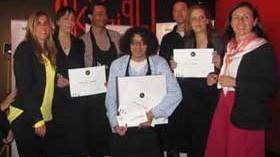 Cinco sumilleres se clasifican en la semifinal de La Nariz de Oro en Madrid