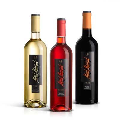 Tecnovino vinos del anio de Mont Marcal
