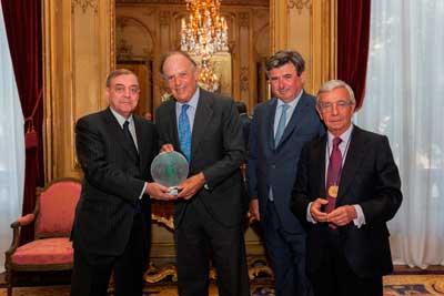 Tecnovino Carlos Falco premio gastonomique