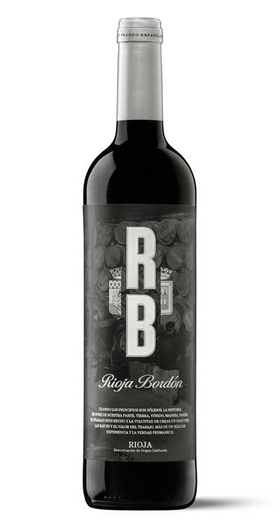 Tecnovino RB Rioja Bordon Seleccion 2011