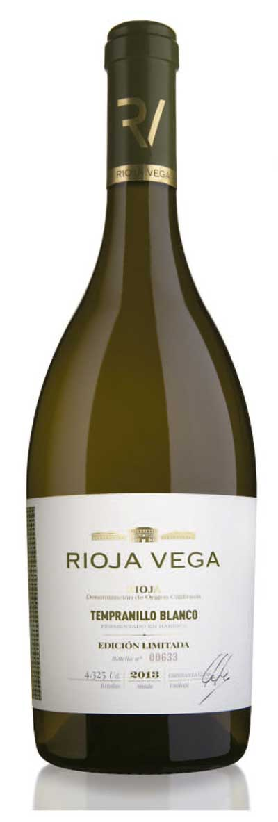 Tecnovino Rioja Vega Tempranillo Blanco