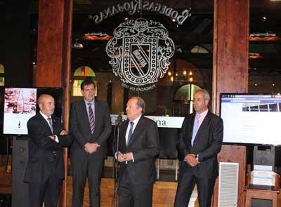 Tecnovino Bodegas Riojanas beneficios