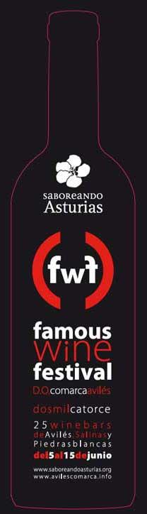 Tecnovino Famous Wine Festival 2014