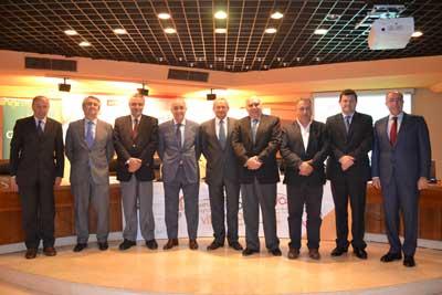 Tecnovino III Foro Mundial de Cooperativas Vitivinicolas miembros