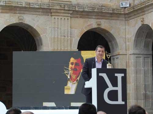 Tecnovino Premios de la D O Ribeiro Josep Roca