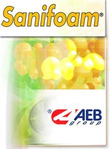 Tecnovino detergente para bodegas Sanifoam