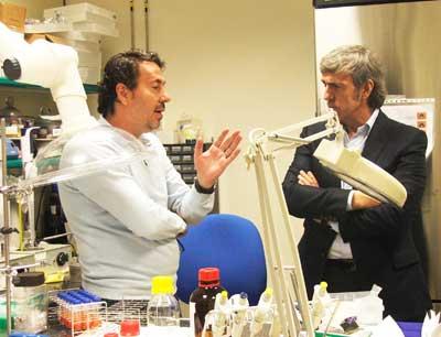 Tecnovino innovacion en Emilio Moro