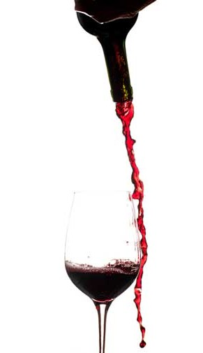 Tecnovino ley sobre el alcohol vino copa