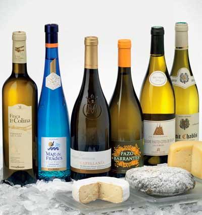 Tecnovino ranking de vinos blancos Vinoseleccion
