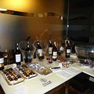 Tecnovino Coletivo Epikuria Taller de Oportos y chocolates