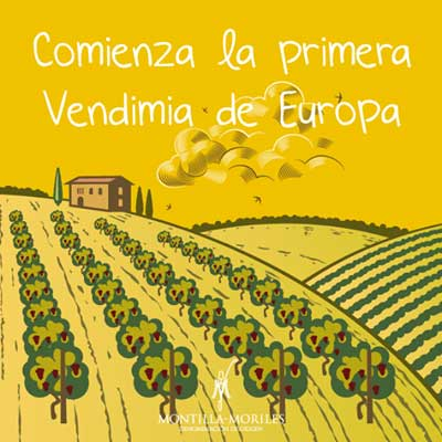Tecnovino DO Montilla Moriles vendimia 2014 cartel