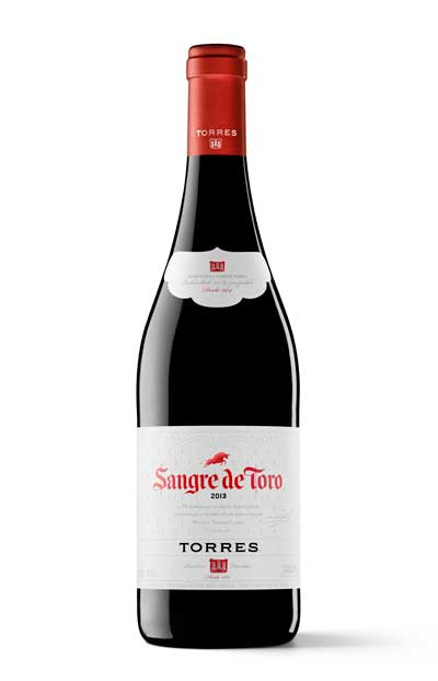 Tecnovino Sangre de Toro 2013 Bodegas Torres