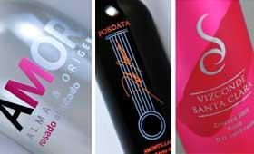 Tecnovino serigrafia en vidrio Vitriglass vinos