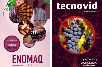 Tecnovino Enomaq y Tecnovid 2015