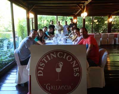 Tecnovino Distinciones Gallaecia 2014