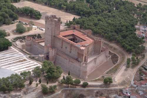 Tenovino Ruta del Vino de Rueda Castillo de La Mota