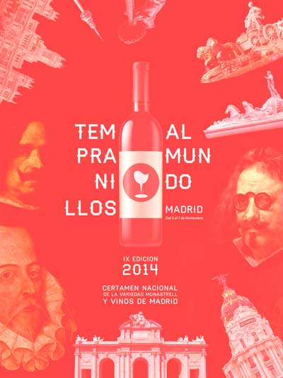 Tecnovino Tempranillos al Mundo 2014 Madrid
