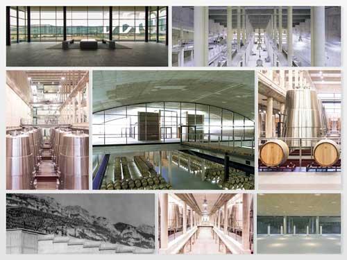 Tecnovino concurso Arquitectura y Vino Baigorri COAVN 2