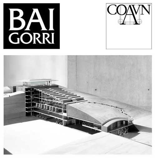 Tecnovino concurso Arquitectura y Vino Baigorri COAVN