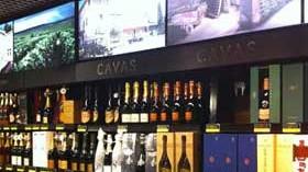 Crecen las ventas en valor de espumosos, mientras caen las de vinos tranquilos