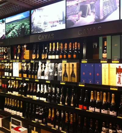 Tecnovino espumosos ventas vinos Nielsen
