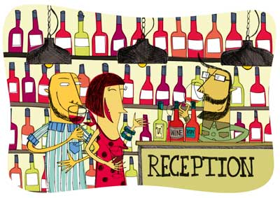 Un hotel tem tico que utiliza el vino como reclamo - Como montar una vinoteca ...
