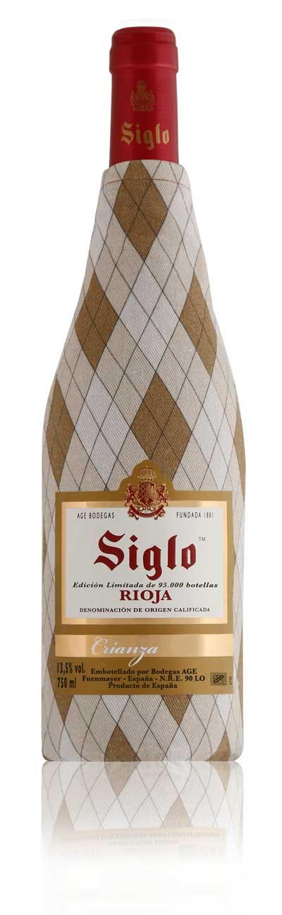 Tecnovino vino Siglo Rombissimo