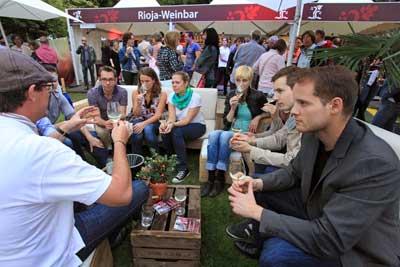 Tecnovino vinos de Rioja Frankfurt
