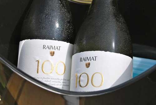 Tecnovino 100 anos de Raimat