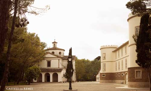 Tecnovino Castell del Remei propiedad