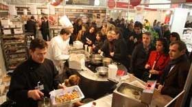 Arrancan el Fòrum Gastronòmic y Hostelco en Barcelona
