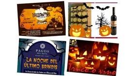 El vino se suma al terror para celebrar Halloween