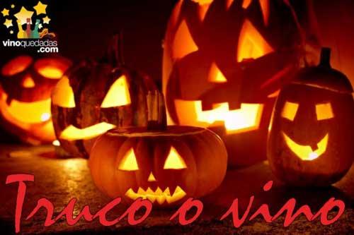 Tecnovino Halloween vino Vinoquedada