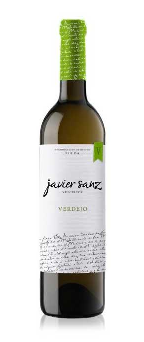 Tecnovino Javier Sanz Viticultor Verdejo