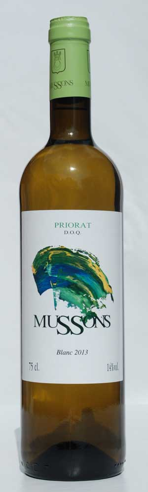 Tecnovino Mussons Vins Blanco 2013