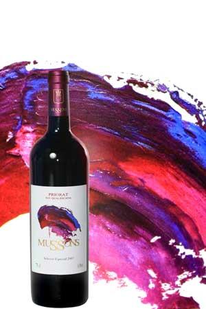 Tecnovino Mussons Vins Tinto 2009