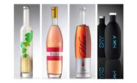 Tecnovino Pure Glass Collection Estal Packaging