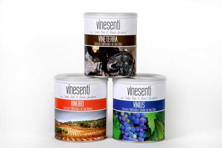 Tecnovino San Sebastian Gastronomika 2014 Vinesenti gama