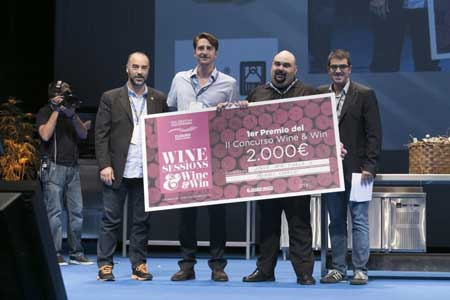 Tecnovino San Sebastian Gastronomika 2014 Wine and Win