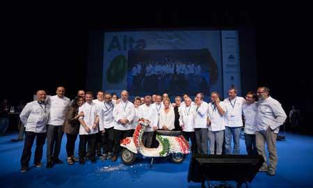 Tecnovino San Sebastian Gastronomika 2014 jornada 1